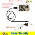 """Lente de 5.5mm 10 M Cabo USB Waterproof 6 LED Endoscópio Android 1/9 """"CMOS Mini USB Endoscópio Inspeção Camera"""
