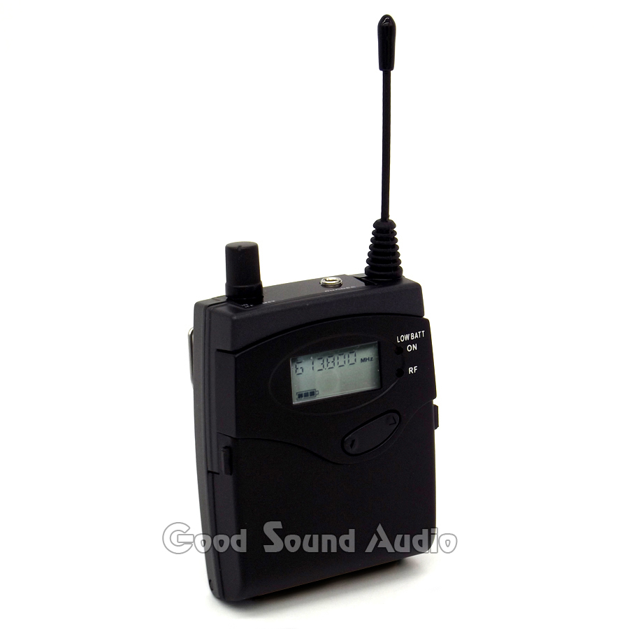popular star interview buy cheap star interview lots from headphone in ear monitor wireless system boadypack receiver earphone monitoring for transmitter stage dv dslr camera