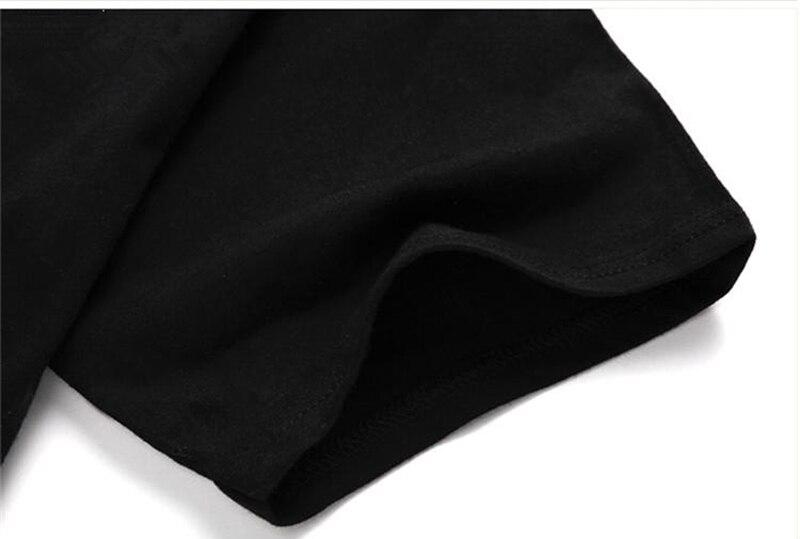 -Футболки Дизайн экипажа шеи с коротким рукавом зомер Популярные Призрак до н. э. метал группа Заводной футболки для Для мужчин