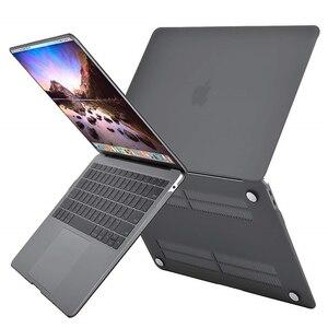 Image 5 - MOSISO 新 Macbook Pro の空気網膜 13 15 ケース 2018 とバー & キーボードカバークリスタルマットハード macbook A1932