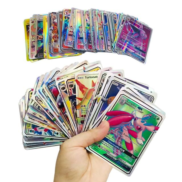 324pcs Shining Trading Card Xy Gx Mega English Ex Cards Charizard
