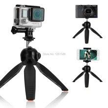 Телефон Владельца Клип Рабочего Самостоятельно Штатив Цифровой Камеры YUNTENG 228 Мини-Штатив для Samsung NOTE 7 S6 S5 S4 S3 МИНИ A5/Для Meizu 7