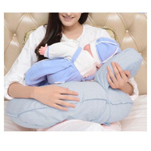 2 Stksset Katoen Baby Verpleging Kussens Voor Zwangere Vrouwen