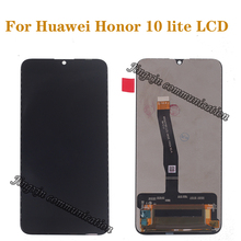 "Für Huawei honor 10 Lite LCD + touchscreen digitizer Montage reparatur teile 6,21 ""Original display HRY LX2 HRY LX1 HRY AL00"