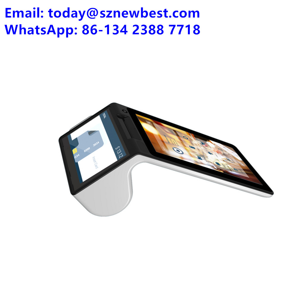 Hot Deal] Sunmi V2 Android 7 1 PDA Speaker Thermal Receipt
