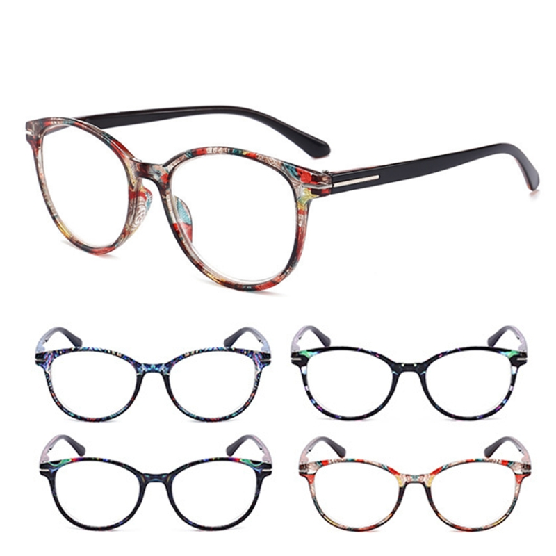 50d1caa13d9 Fashionable Style Women Men Vintage Round Reading Glasses Readers +1.0 -  +4.0