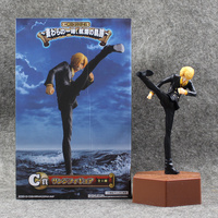 8 20cm Hot Selling Japan Anime One Piece The New World After 2 Years Sanji PVC