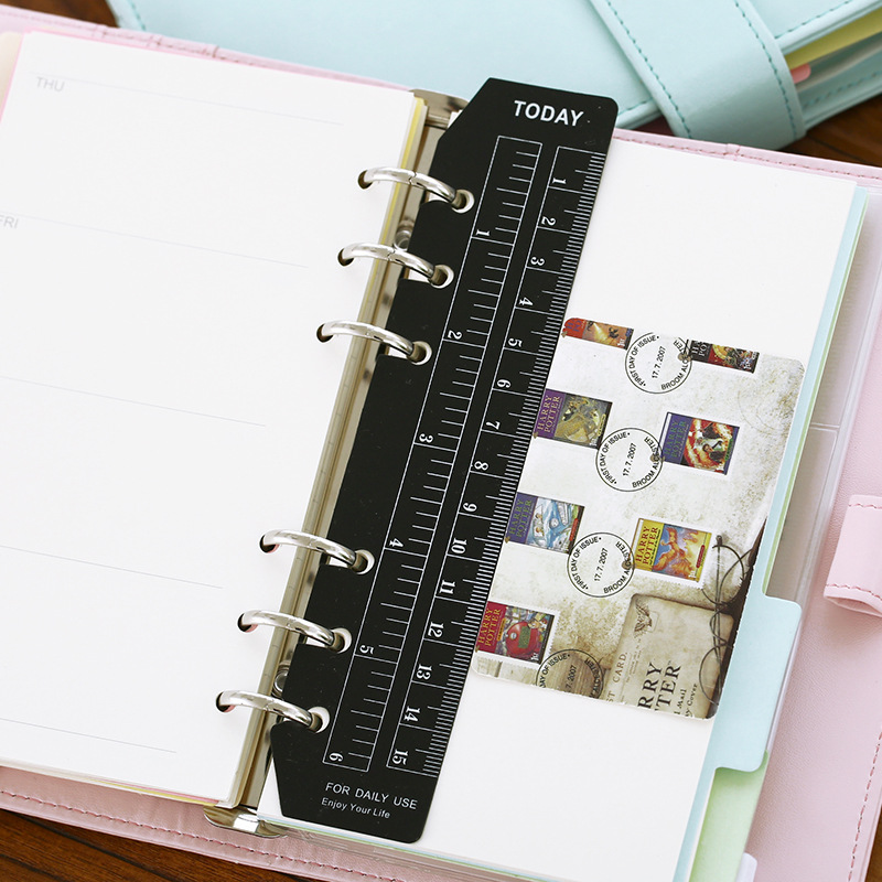 Hallo Kitty Herrscher A5 A6 Pp Matt Planer Agenda Für 6 Löcher Loose Leaf Spirale Notebook Veranstalter Ausarbeitung Liefert Herrscher