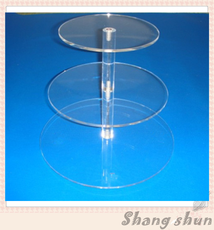 Tier Acrylic Cake Stand