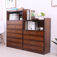 Cabinets Chest Drawers Chest Of Drawers Wardrobe Closet Brown Solid Wood Furniture Ornaments For Home Decoration