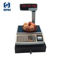 Весом scale1000 плюс поддержка термопечать получения с RJ11 порт денежный ящик вместе специально для POS Регистрация системы