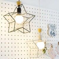 تصميم الحد الأدنى الحديثة الإبداعي نوم دراسة شرفة سلالم الكورية قلادة الأنوار مطبخ ديكور الإضاءة FG641 LU1021
