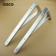 Stainless steel hollow fixed bracket microwave oven rack bracket 22 inch