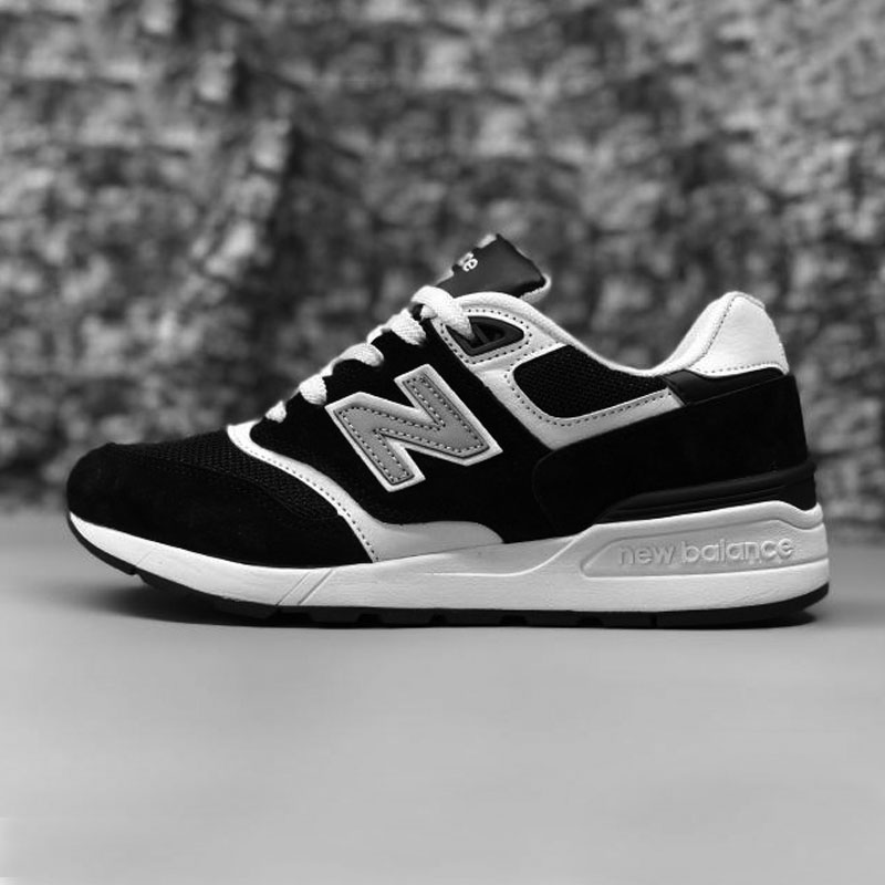 NEW BALANCE Hot Sale MS597AB Men Shoes Breathable Sneakers Retro Outdoor Shoes Eur40-44
