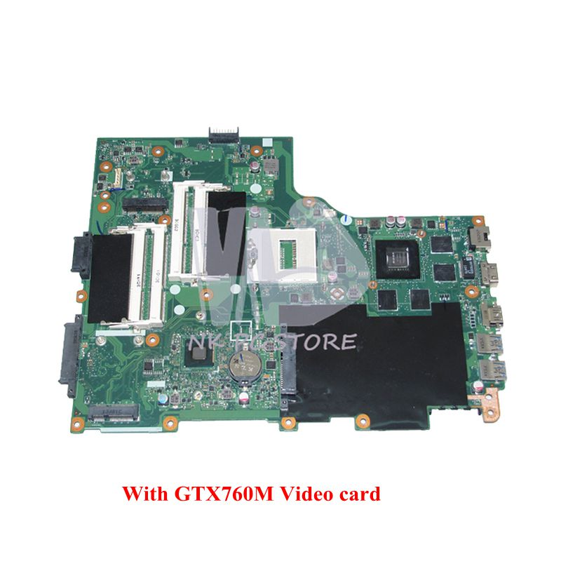 NOKOTION VA70HW MAIN BOARD For Acer aspire V3 772G Laptop Motherboard DDR3 GTX760M Video card GDDR5