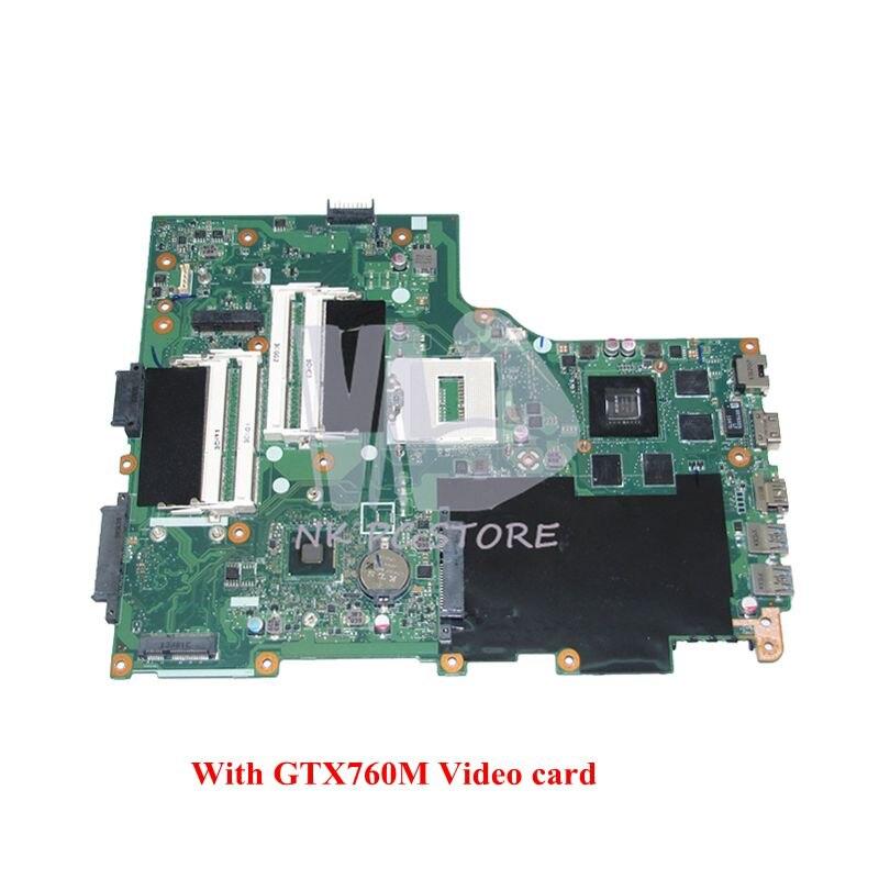 NOKOTION VA70HW PRINCIPAL BOARD Para Acer aspire V3-772G Laptop Motherboard DDR3 placa De Vídeo GDDR5 GTX760M