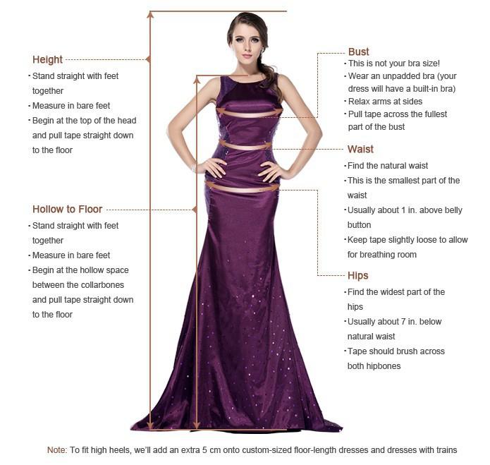 size_measure_evening_dress
