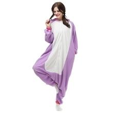 El pegasus unicorn onesies animales pijamas unisex adultos polar fleece pajamas cosplay traje de la historieta de los animales ropa de dormir