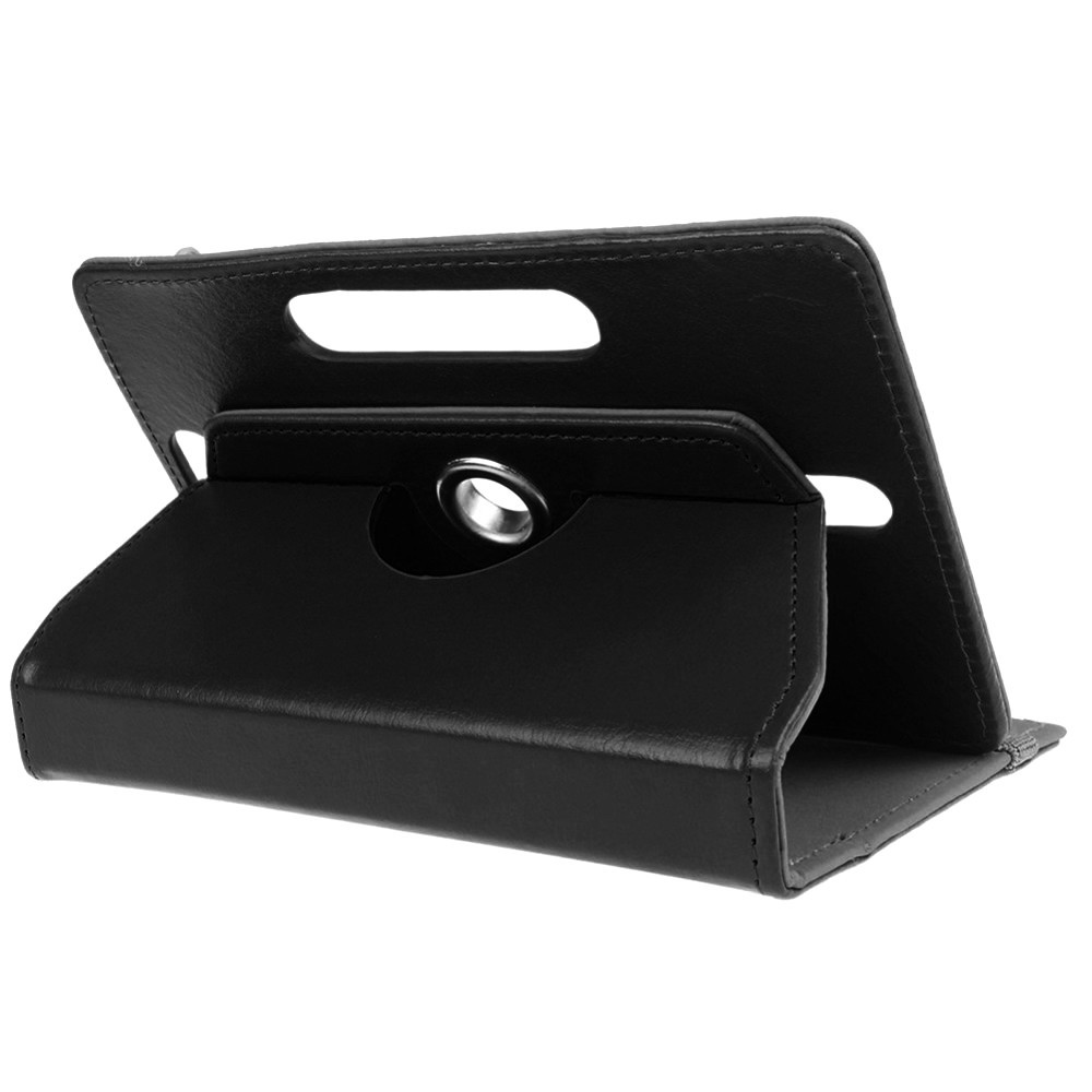 Myslc 360 Degree Rotating Cover for FinePower E5 3G 7 Inch Tablet PU Leather Protective Case