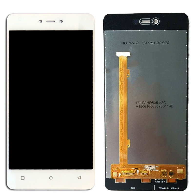 For <font><b>Gionee</b></font> <font><b>F103</b></font> <font><b>Pro</b></font> Lcd Display With Touch Screen Digitizer Glass Assembly Replacement Parts 5.0 inches 720 x 1280 pixels image