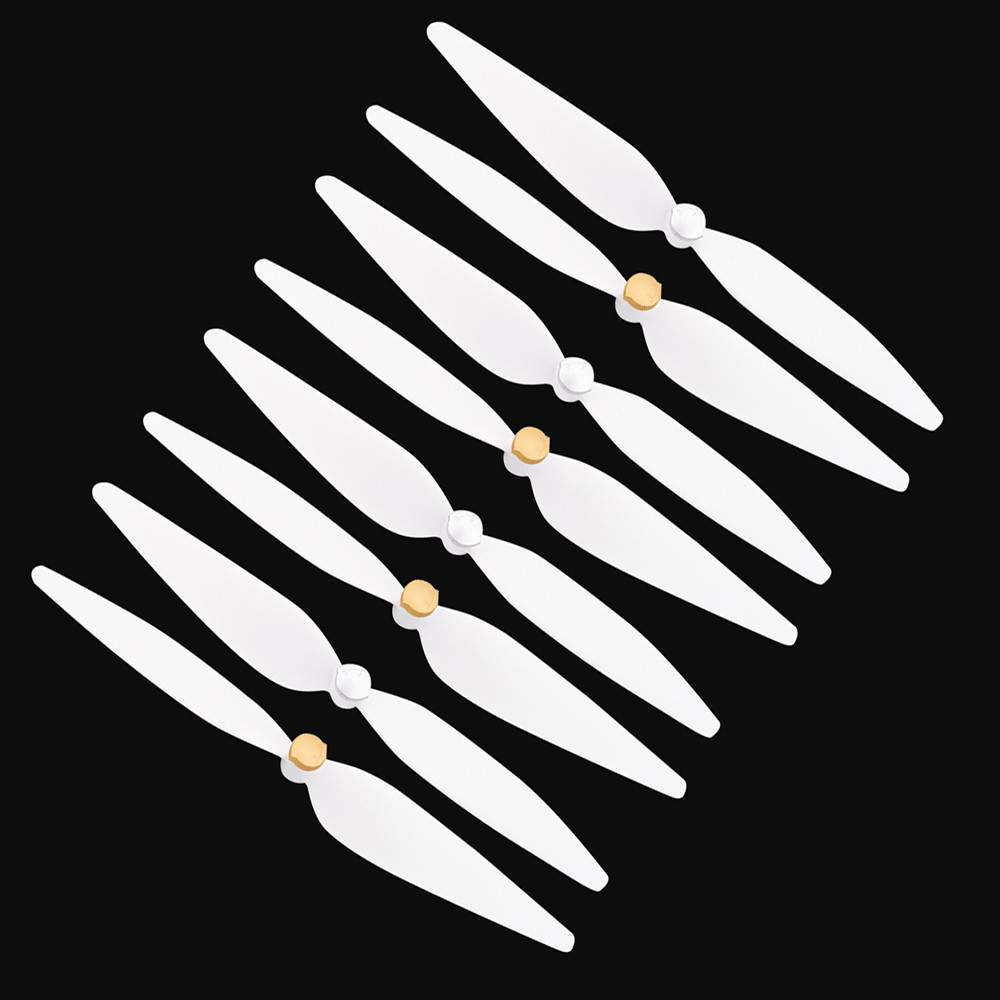 4 Pairs 10inch Propeller For RC Xiaomi 4K Drone White Pervane Drone Blade Propeller For Xiaomi Mi Drone 4k Propeller Accessories
