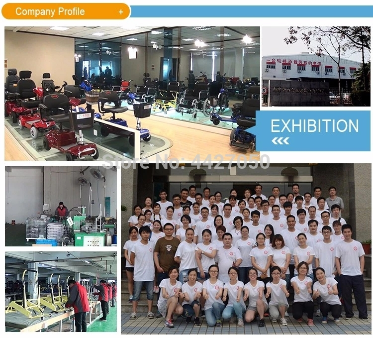 Free shipping 6 colors foldable electric large loading 180kg power electric wheelchair for disabled people 21