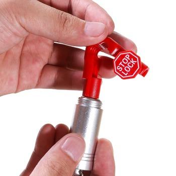 Darmowa wysyłka silne Magnetyczne Kula EAS Tag Odłączające dla Bezpieczeństwa Tag Hook Mini tag remover tanie i dobre opinie LIONYOUGE CN (pochodzenie) silver Aluminum housing 8000GS small bag