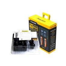 NOKOSER D2S Универсальный ЖК-экран VC2 зарядное устройство для 10440/16340/14500/14650/17670/18350/18500/18650/
