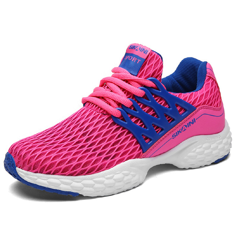 Women Summer Running Shoes Women Sneakers 2017 Mesh Breathable Sport Shoes Men Beach Water Shoes WomensTrainers