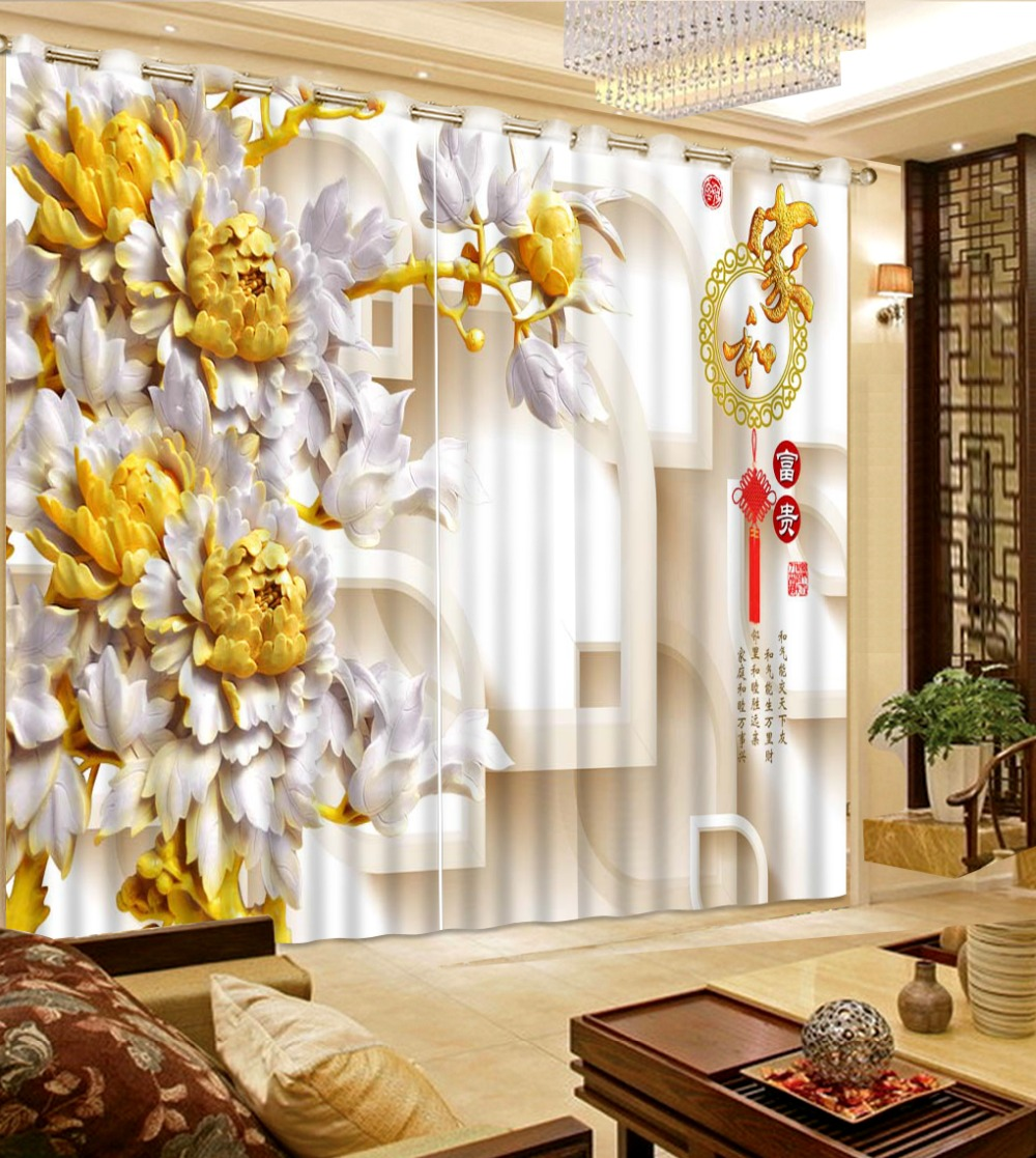 NoEnName_Null  High Quality 3D Printing Curtains Luxury 3D Window Curtains Bedroom Living Room Printing Curtains  CL-DLM341NoEnName_Null  High Quality 3D Printing Curtains Luxury 3D Window Curtains Bedroom Living Room Printing Curtains  CL-DLM341