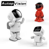 A X Robot IP Camera HD WIFI Baby Monitor 960P 1.3MP CMOS Wireless CCTV P2P P/T Onvif Audio Security Remote Wi fi IR Night Vision
