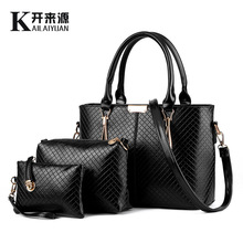 Handbags women in Europe and the atmospheric shape fashion female bag worn one shoulder