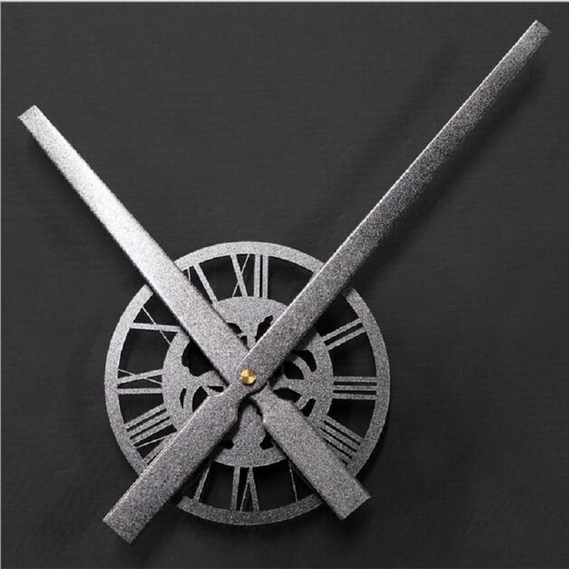 Reloj de pared Mecanismo Reloj Accesorios Acrílico Óxido Grande - Decoración del hogar
