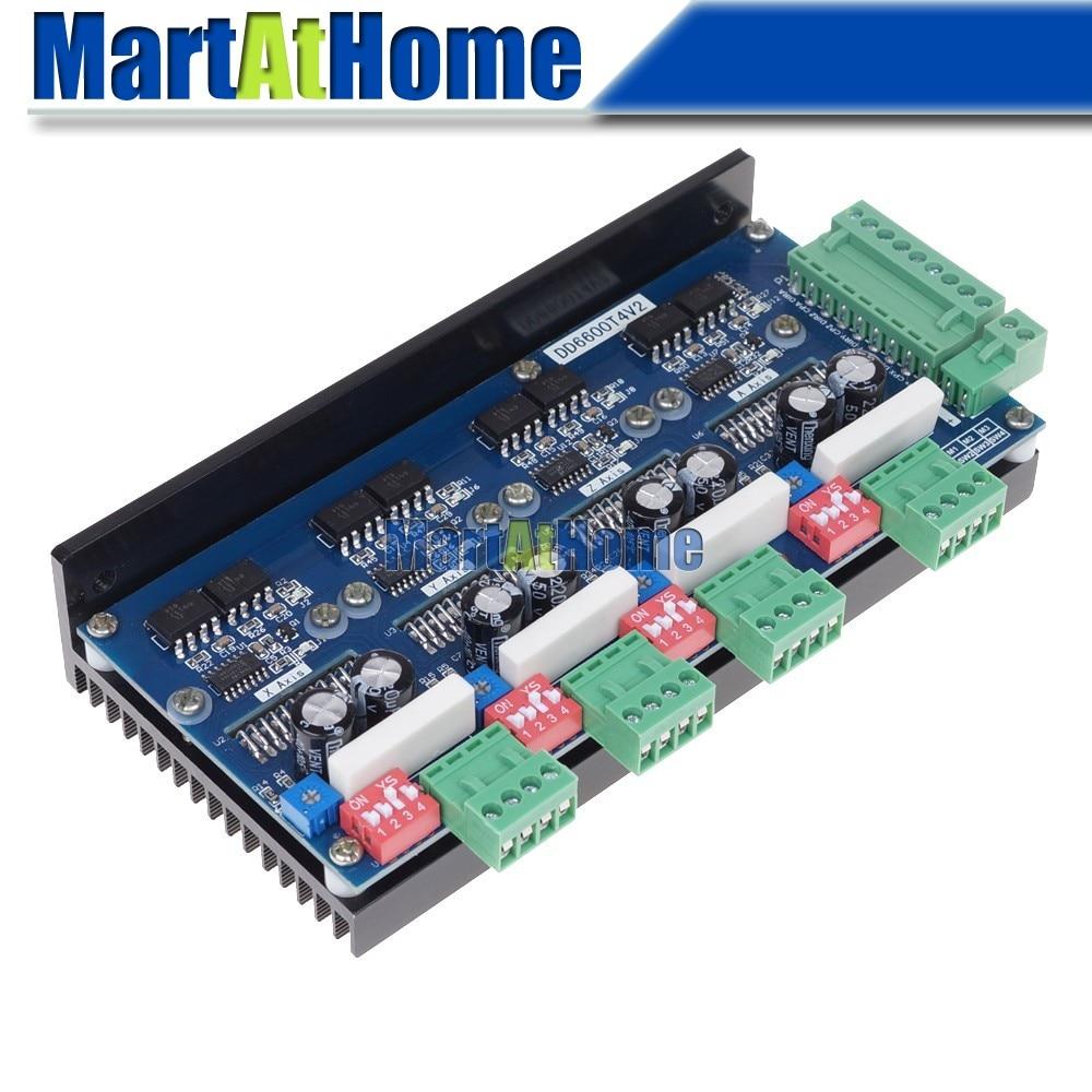 TB6600 Schrittmotor Controller 4a