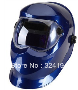 Auto darkening Auto Welding Mask tig MIG ARC Protective Welding hood helmets goggles faceShileds in Welding Helmets from Tools
