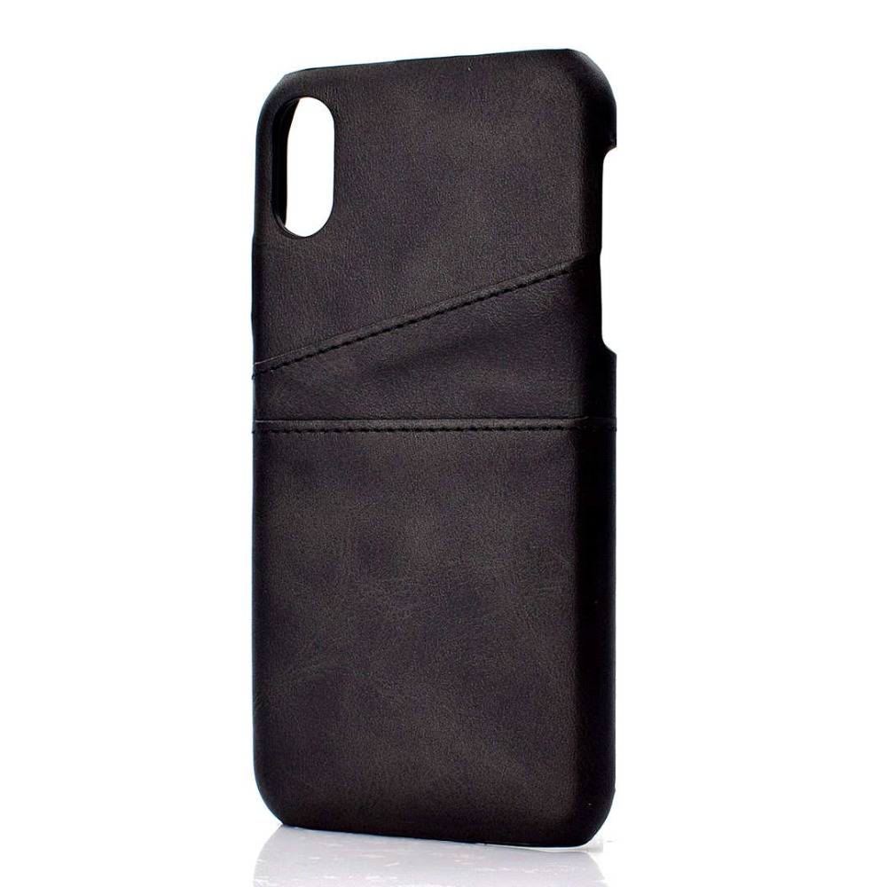 HTB1 yfvXyfrK1RjSspbq6A4pFXak Luxury PU Leather Phone Case For iPhone XS MAX Slim Wallet Card Back Cover For iPhone 11 Pro MAX X XR XS MAX 8 7 6 6S Plus Coque