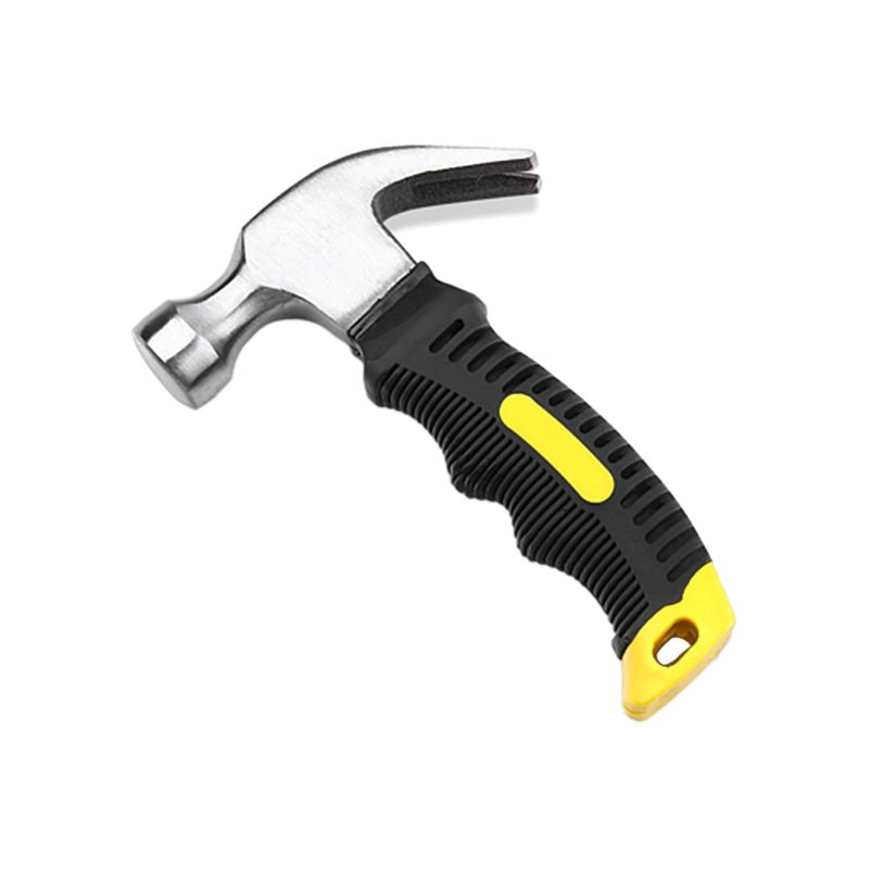 Multifunctional Mini Claw Hammer Wood Working Tool Nail Hammer Escape Hammer