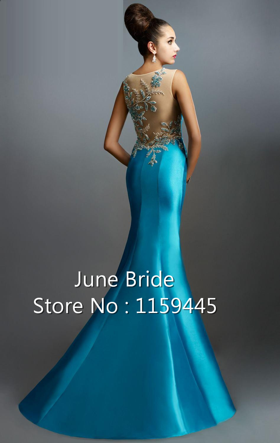 Awesome Trumpet Style Prom Dresses Collection - All Wedding Dresses ...