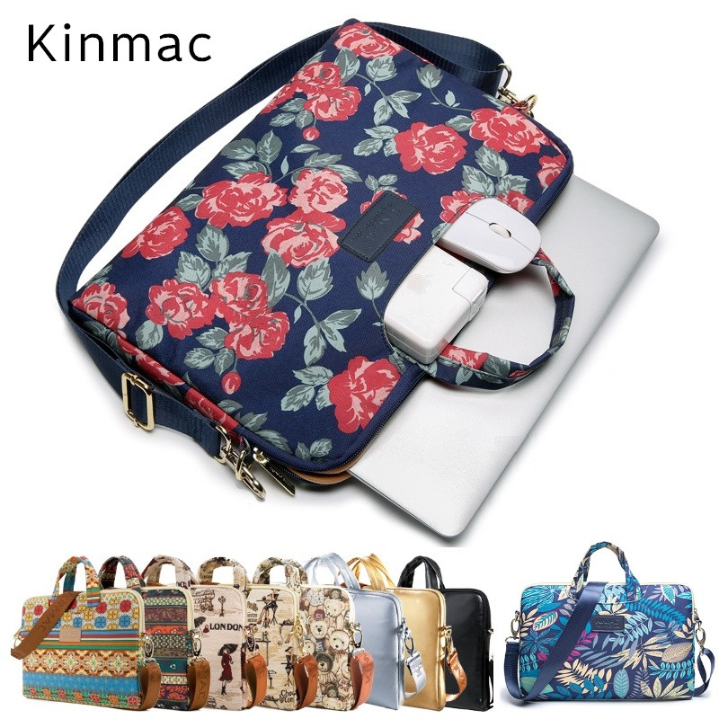 "2019 Newest Kinmac Brand Messenger Bag Handbag,Case For Laptop 13"",14"",15"",15.6"",For MacBook 13.3"",15.6 Inch, Free Drop Shipping(China)"