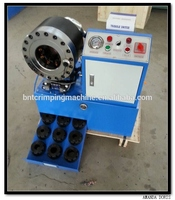 Buy Energy Saving Top Quality Swaging Machine For Hoses