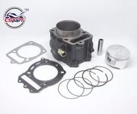 72MM CYLINDER PISTON RING GASKET KIT GY6 CN250 CFmoto 250 CF250 CH250 250CC ATV QUAD SCOOTER BUGGY GO KART CFMOTO KAZUMA