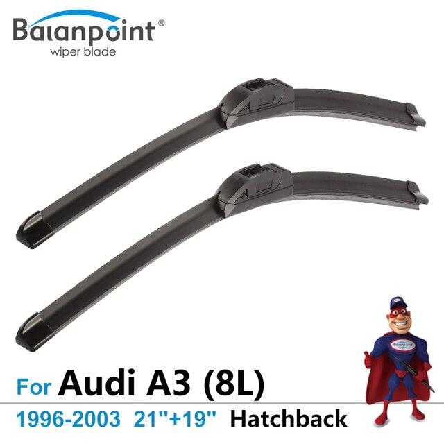 wiper blades for audi a3 8l hatchback 1996 2003 21 19 set of rh aliexpress com Audi A3 V6 Audi A3 Manual PDF