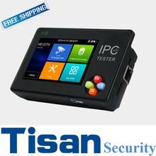 La Тесты 3.5 дюймов IPS Экран Новый Системы 4 К H.265 CCTV Тесты er аналоговой камеры IP Тесты er встроенный WI-FI IP Тесты монитор быстрой ONVIF