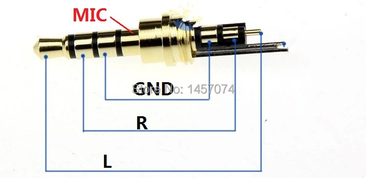 4 pole 3 5 mm jack wiring diagram 33 wiring diagram images wiring diagrams originalpart co Insert Cable Y Cable