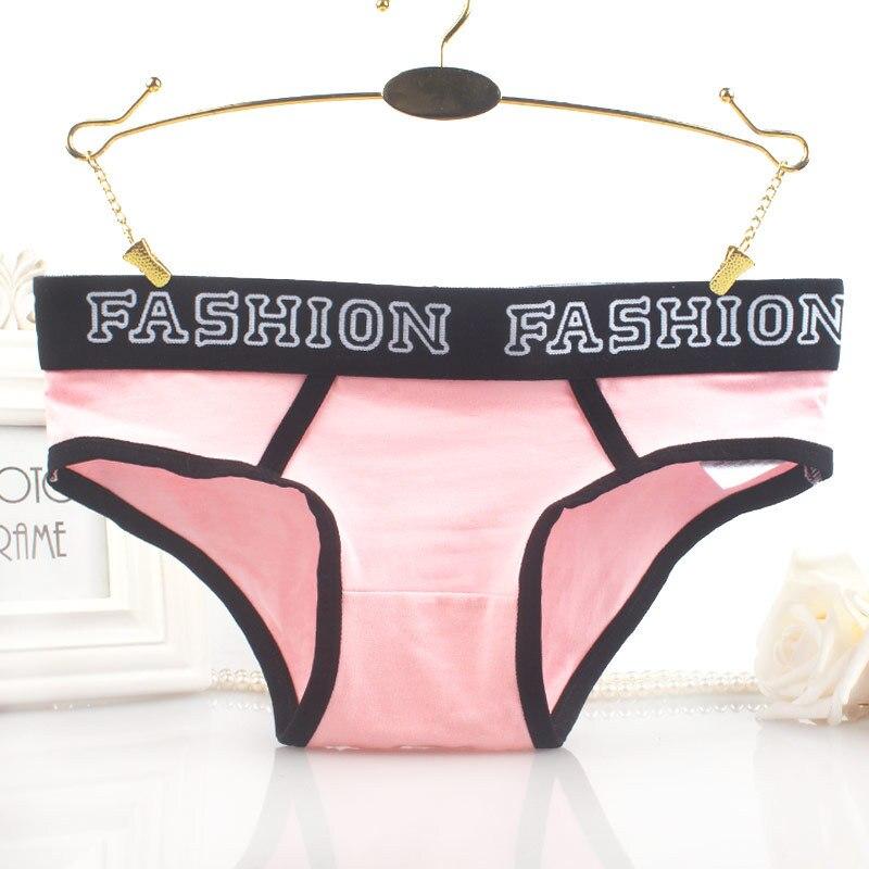 Seedrulia  95%Cotton Panties High Quality Summer 2017 Brief Women Elastic Heathy Underwear Girls Natural Color Lady Underwear