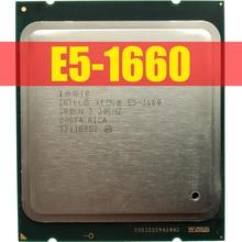 إنتل زيون E5 1660 E5 1660 SR0KN 3.3GHz 6 النواة 15Mb مخبأ المقبس 2011 معالج وحدة المعالجة المركزية أقوى من E5 1650