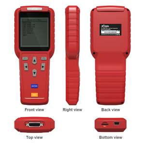 Image 2 - Ferramenta de diagnóstico original xtool x100 pro programador chave automática com adaptadores eeprom apoio odômetro quilometragem ajuste atualização gratuita