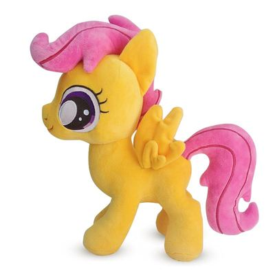 In Amiable Ty Beanie Boos Big Eyes Soft Stuffed Animal Unicorn Horse Plush Toys Doll Scootaloo Exquisite Workmanship