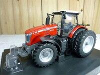 1:32 42618737 Вт Двойные колеса модель трактора сплава фермы модели автомобиля сплав Коллекционная модель