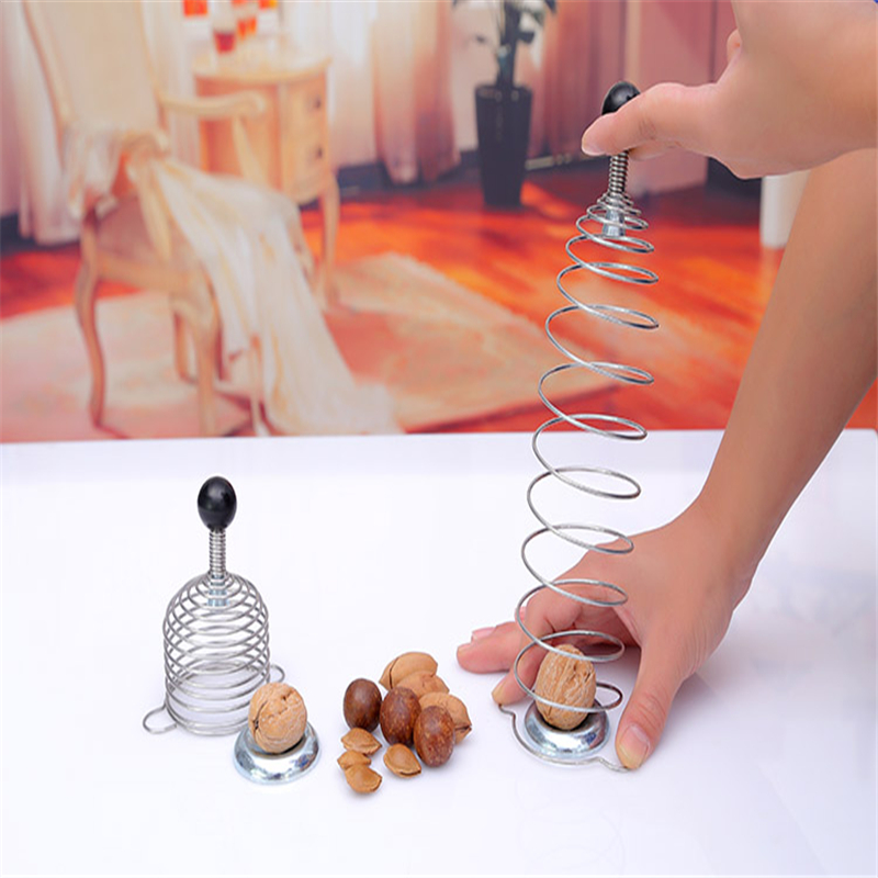 Funny Walnut Nutcracker Pecans Crackers Fast Nut Opener Best Kitchen Tools Easy to Enjoy the Delicious Nuts